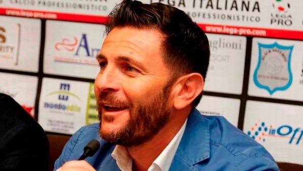 Il direttore sportivo del Foggia Giuseppe Di Bari