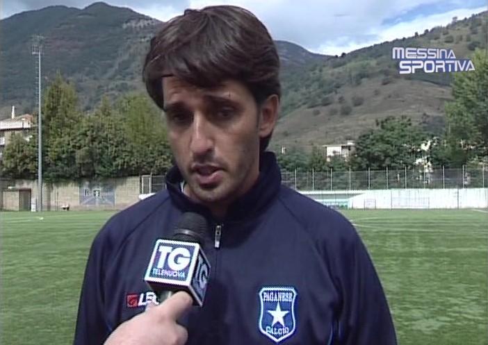 L'ex Gianluca Grassadonia sfida per la prima volta il Messina da avversario