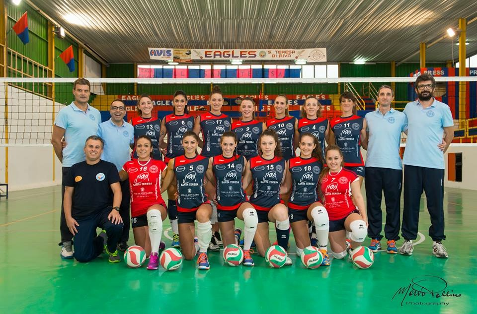 Mam Volley Santa Teresa 2015-2016
