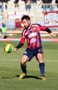 Marco Mancosu della Casertana