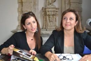 Laura Mauro e Milena Romeo