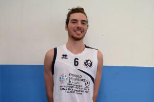 Giovanni Pace, 27 punti per lui a Marsala