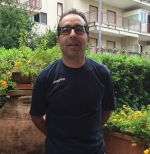 Romagnoli, tecnico del Santa Teresa Volley