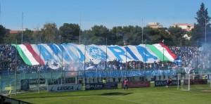 I tifosi della Fidelis Andria