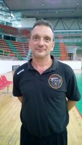 Tommaso D'Arrigo, coach dell'ASD Handball Messina