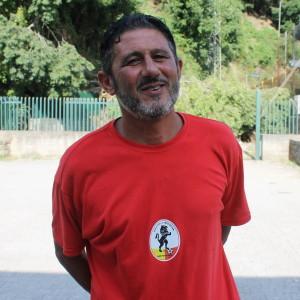 Mister Leo Scaffidi è allenatore in seconda della prima squadra e guida l'ambiziosa formazione juniores