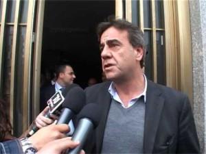 Paolo Montemurro, presidente dell'Andria