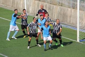 "Una fase di gioco al ""Bagicalupo"" di Taormina"