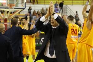 Maurizio Bartocci, la sua Barcellona sconfitta ad Agrigento (foto Ritratti)