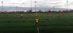 Calcio d'inizio Città di Messina