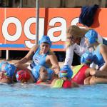 Le ragazze dell'Acquachiara Napoli