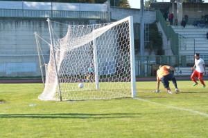 Barraco insacca l'1-0