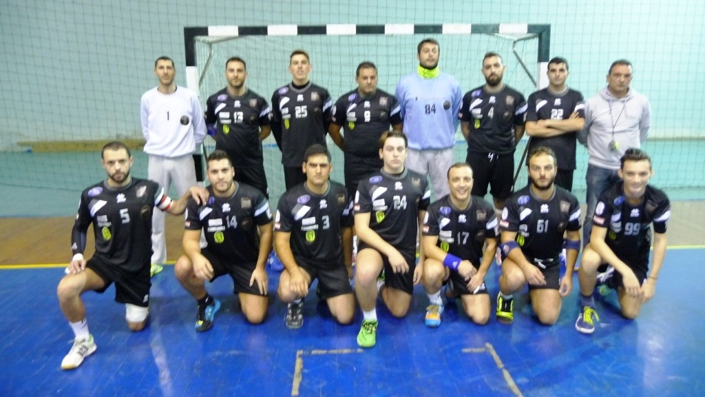 Formazione Maschile Handball Messina