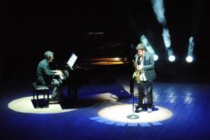Francesco Cafiso con Mauro Schiavone