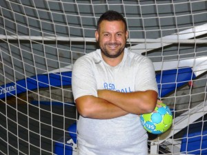 Giovanni Minissale dell'Handball Messina