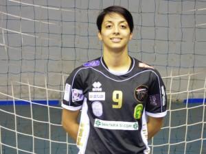Giusi Prisa, top scorer del match
