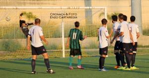 Gol annullato al Camaro: magistrale punizione battuta da Cappello