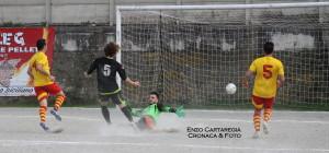 Il gol di Delfio Di Pietro