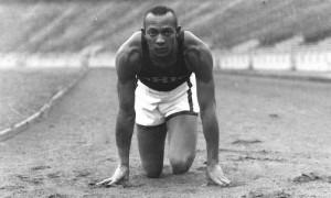 Jesse Owens è stato tra i grandi protagonisti delle Olimpiadi del 1936