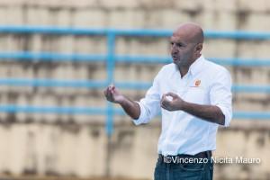 Il tecnico della Wp Messina Maurizio Mirarchi