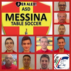 Il Messina Table Soccer