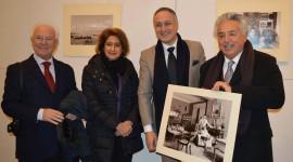 Mimmo Irrera e il Commissario Romano