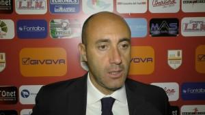 Nunzio Zavettieri, tecnico della Juve Stabia