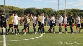 Pgs Luce calcio a 5 - Ingresso in campo vs Città di Oliveri