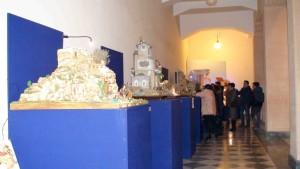 Visitatori Mostra di Arte PresepialeVisitatori Mostra di Arte Presepiale