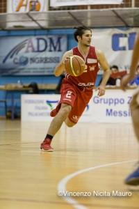 Giulio Rappa in palleggio