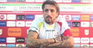 Carmine Giorgione in sala stampa
