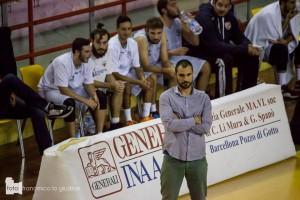 Coach Varotta (Orsa Barcellona)