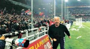 Scoglio al Genoa