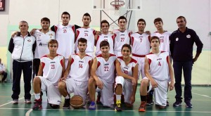 L'Under 18 del Minibasket Milazzo