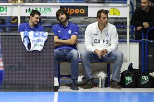 Jasaitis e Nicevic ai box Foto Roberta Fazio