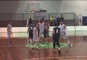 Balestrate - Gruppo Zenith Messina, le due squadre al centro del campo