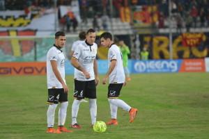 Fornito, Parisi e Zanini sul pallone