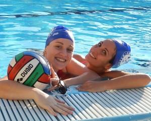 Elisa Cannata e Tania Villari