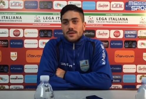 Fabio Padulano in sala stampa