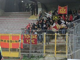 I tifosi del Messina