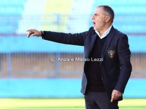 Il tecnico Piero Braglia ha cambiato marcia al Lecce. Cinque vittorie in sette gare