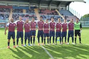 La Vibonese ha sprecato la possibilità di issarsi in quarta posizione