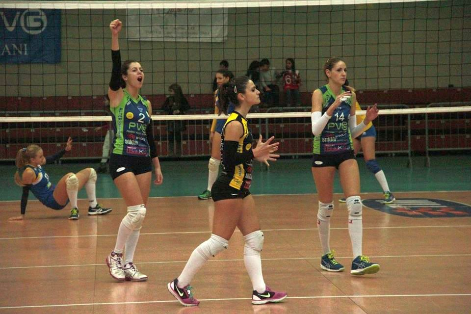 Messina Volley - Triggiano