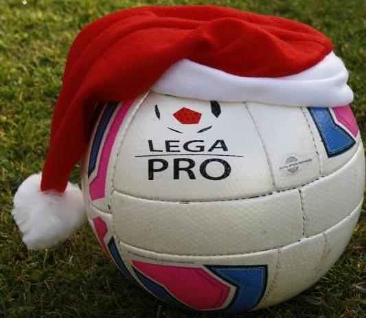 Natale pallone Lega Pro