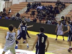 OrSa-Gruppo Zenith Messina. Barcellona in attacco.