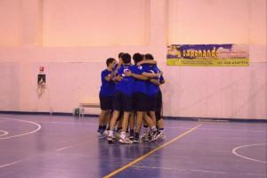 Orlandina Volley festeggia ls vittoria