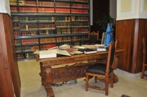 """La Sala Lettura e Consultazione della Biblioteca """"Giovanni Pascoli"""""""