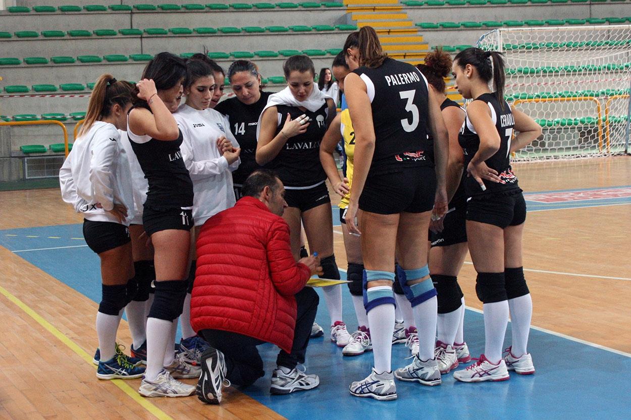 Saracena Lavalux Volley