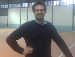 Sebastiano Costa, allenatore Pgs Luce