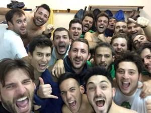 Un selfie dei Giornalisti Messina